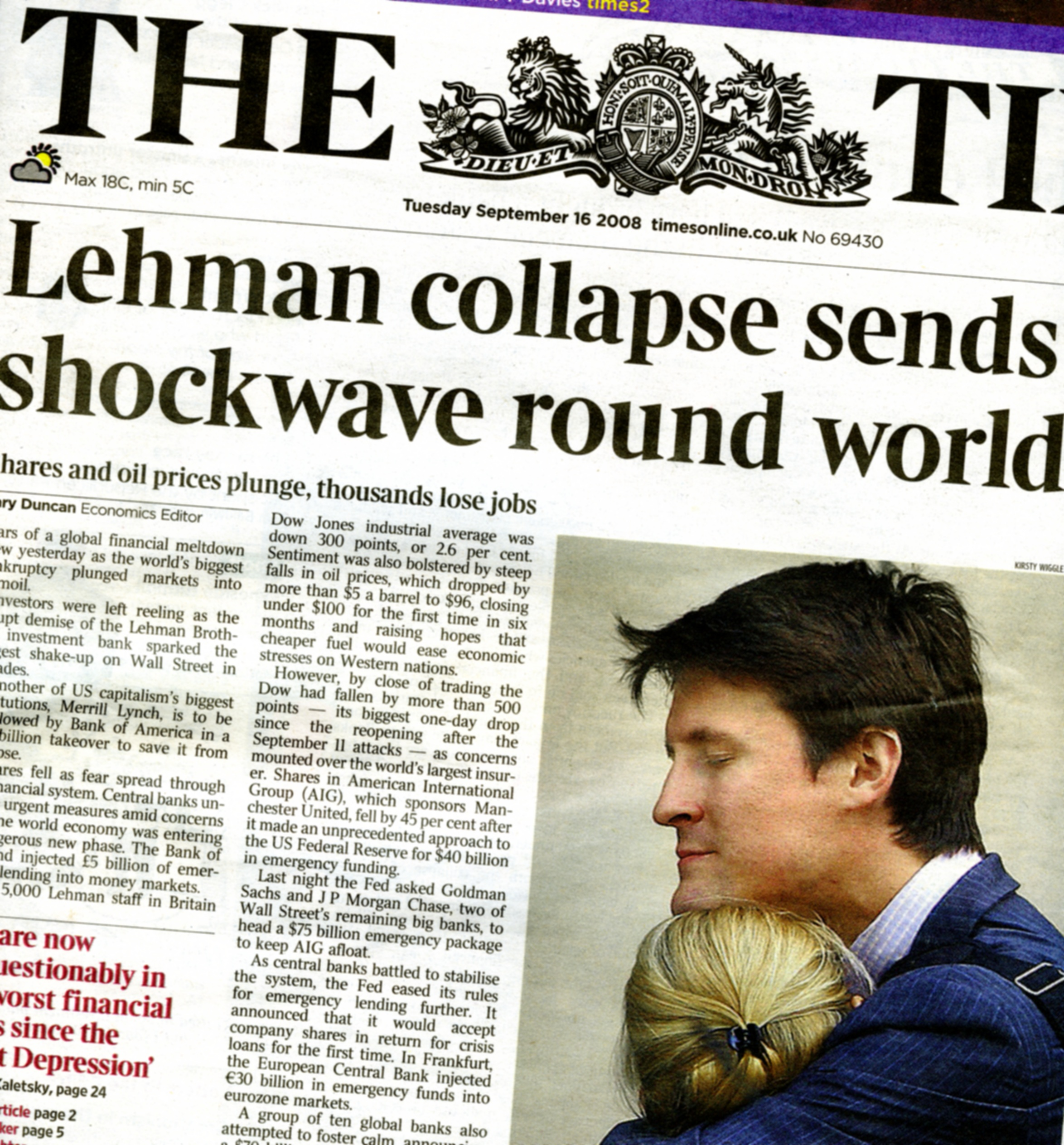 Lehman Brothers Soundingsjohnbarker